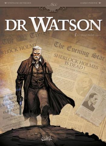 Couverture de l'album Dr Watson - 1. Le Grand Hiatus (Partie 1)