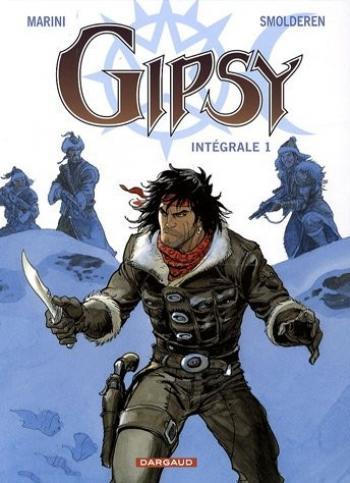 Couverture de l'album Gipsy - INT. Intégrale 1 - Le cycle de Sibérie