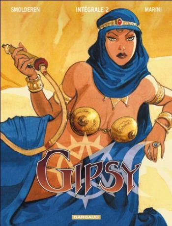 Couverture de l'album Gipsy - INT. Intégrale 2