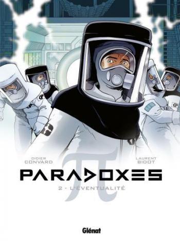 Couverture de l'album Paradoxes - 2. L'éventualité