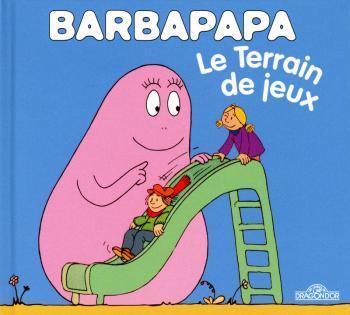 Couverture de l'album Barbapapa (la petite bibliothèque) - 22. Le terrain de jeux