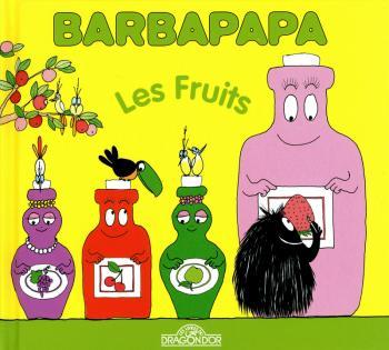Couverture de l'album Barbapapa (la petite bibliothèque) - 23. Les fruits