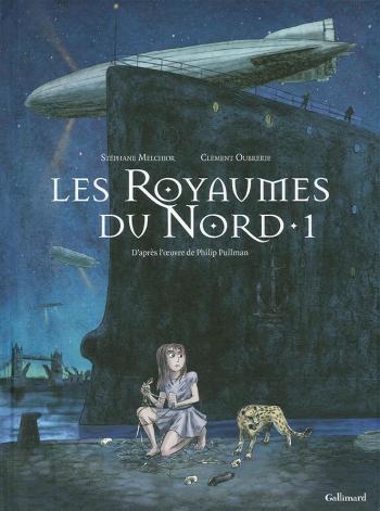 Couverture de l'album Les Royaumes du Nord - 1. Tome 1