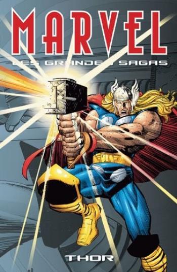 Couverture de l'album Marvel - Les Grandes Sagas - 2. Thor