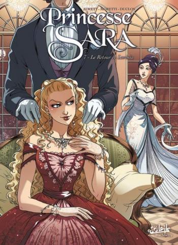 Couverture de l'album Princesse Sara - 7. Le Retour de Lavinia