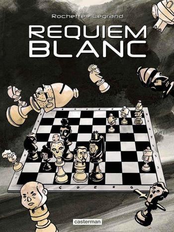 Couverture de l'album Requiem Blanc (One-shot)