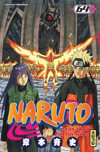 Couverture de l'album Naruto - 64. Tome 64