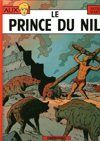 Couverture de l'album Alix - 11. Le Prince du Nil