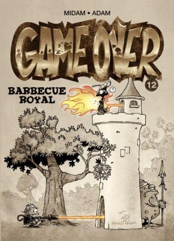 Couverture de l'album Game Over - 12. Barbecue royal