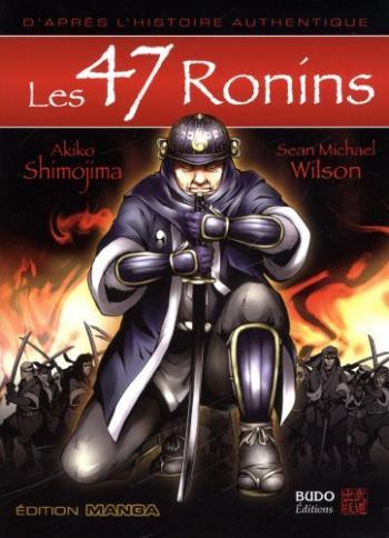 Couverture de l'album Les 47 Ronins (One-shot)