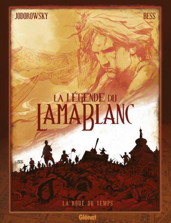 Couverture de l'album La Légende du Lama blanc - 1. La Roue du temps