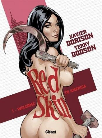 Couverture de l'album Red Skin - 1. Welcome to America