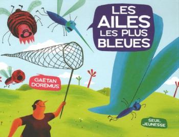Couverture de l'album Les ailes les plus bleues (One-shot)