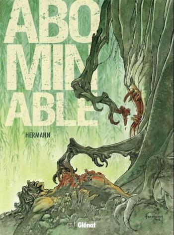 Couverture de l'album Abominable (One-shot)