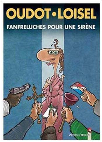 Couverture de l'album Fanfreluche pour une sirène (One-shot)