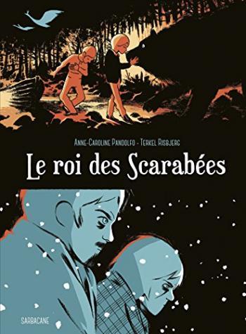 Couverture de l'album Le Roi des scarabées (One-shot)