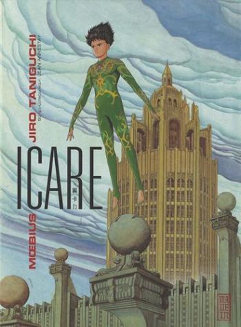 Couverture de l'album Icare (One-shot)