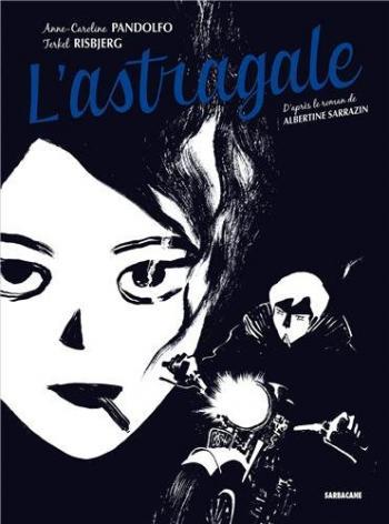 Couverture de l'album L'Astragale (One-shot)