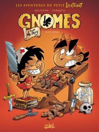 Couverture de l'album Gnomes de Troy - 2. Sales mômes