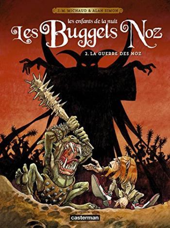 Couverture de l'album Les Buggels Noz - 2. La Guerre des Noz