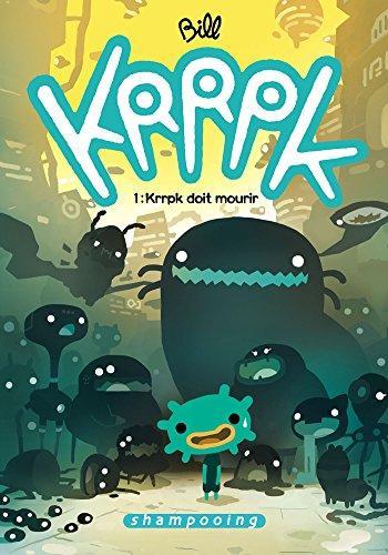 Couverture de l'album Krrpk - 1. Krrpk doit mourir