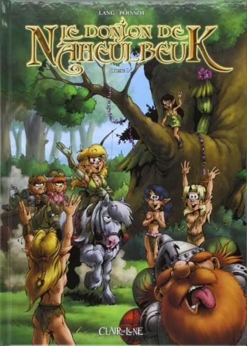 Couverture de l'album Le Donjon de Naheulbeuk - 14. Cinquième saison, partie 1
