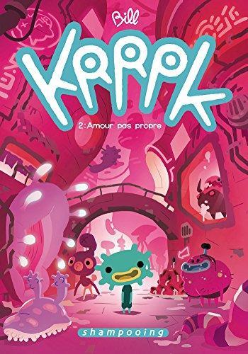 Couverture de l'album Krrpk - 2. Amour pas propre