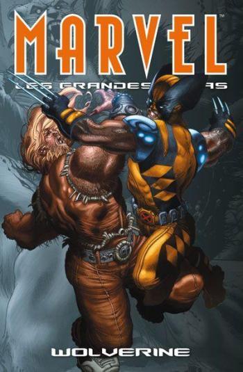 Couverture de l'album Marvel - Les Grandes Sagas - 5. Wolverine