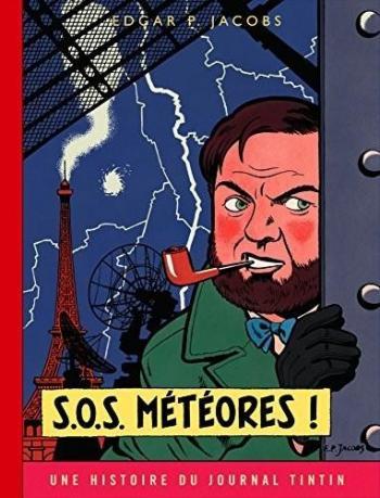 Couverture de l'album Blake et Mortimer (Blake et Mortimer) - 8. S.O.S. météores
