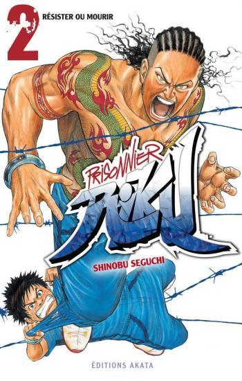 Couverture de l'album Prisonnier Riku - 2. Résister ou mourir