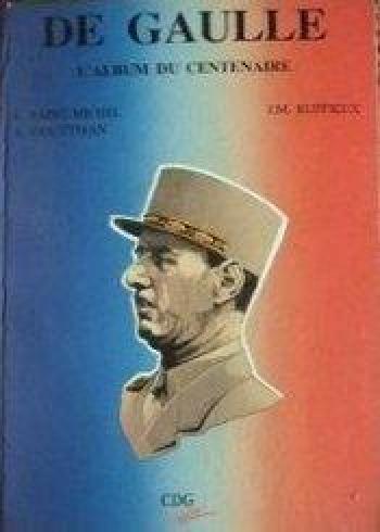 Couverture de l'album De Gaulle : l'album du centenaire (One-shot)