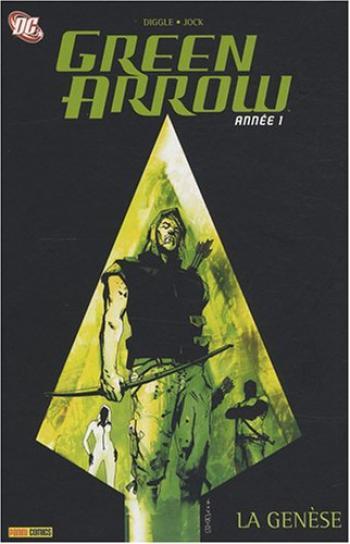 Couverture de l'album Green Arrow - Année un (One-shot)