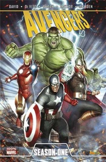 Couverture de l'album Season One - 11. Avengers