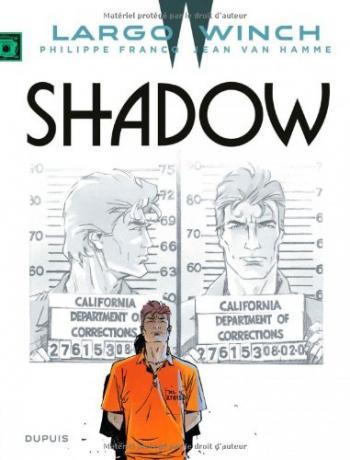 Couverture de l'album Largo Winch - 12. Shadow