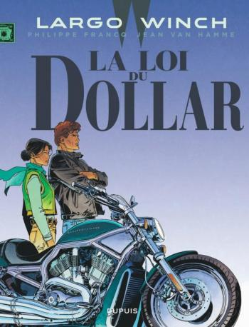 Couverture de l'album Largo Winch - 14. La Loi du dollar