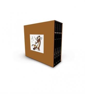 Couverture de l'album Calvin et Hobbes - COF. L'Intégrale Calvin et Hobbes