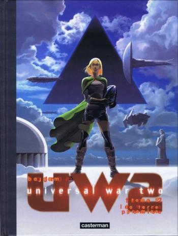 Couverture de l'album Universal War Two - 2. La Terre promise