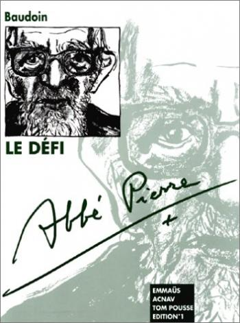Couverture de l'album Abbé Pierre (One-shot)