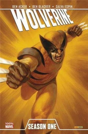 Couverture de l'album Season One - 9. Wolverine