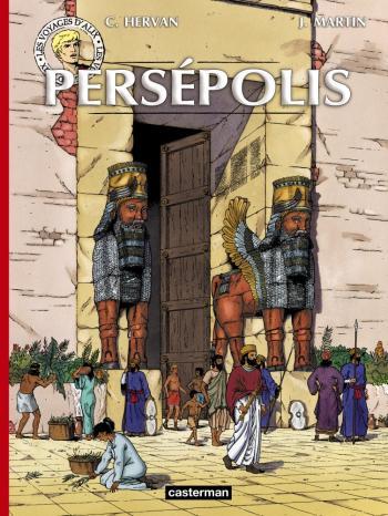 Couverture de l'album Les Voyages d'Alix - 16. Persepolis
