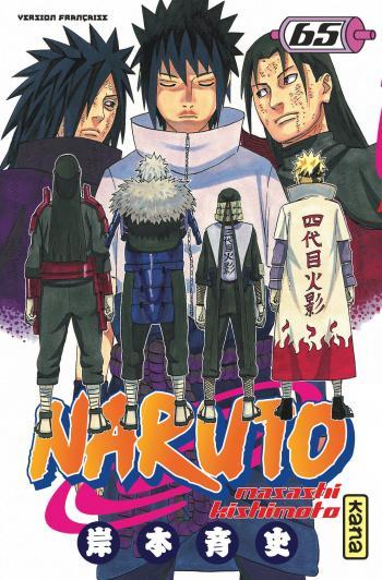 Couverture de l'album Naruto - 65. Tome 65