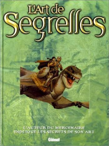 Couverture de l'album L'art de Segrelles (One-shot)
