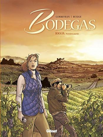 Couverture de l'album Bodegas - 1. Rioja, première partie