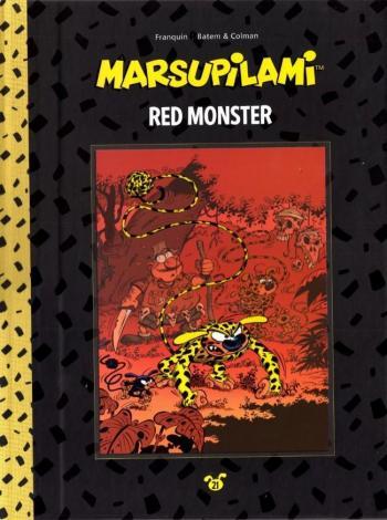 Couverture de l'album Marsupilami (Collection Hachette) - 21. Red Monster