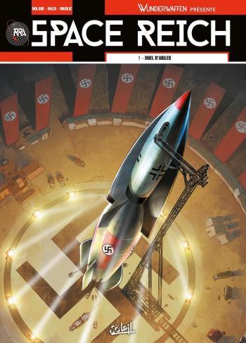 Couverture de l'album Space Reich - 1. Duel d'aigles