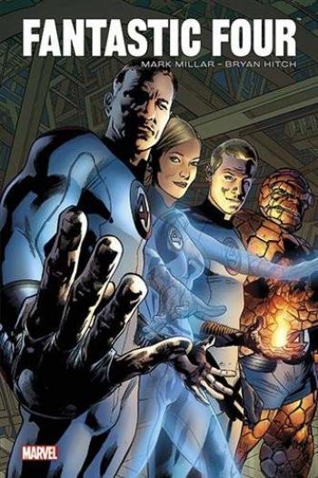 Couverture de l'album Fantastic Four par Millar et Hitch (One-shot)