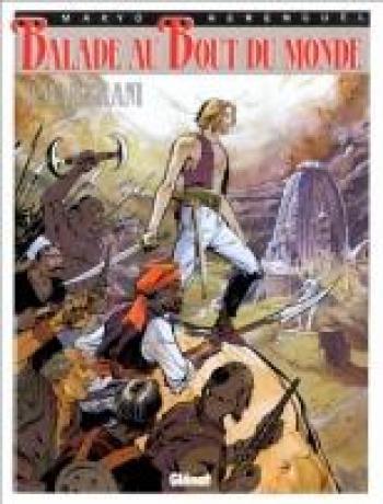 Couverture de l'album Balade au bout du monde - 8. Maharani