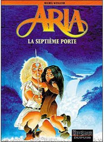 Couverture de l'album Aria - 3. La Septième Porte