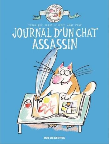 Couverture de l'album Un chat assassin - 1. Journal d'un chat assassin