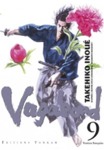 Couverture de l'album Vagabond - 9. Vagabond, Tome 9